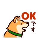 わんわん柴犬2(個別スタンプ:07)