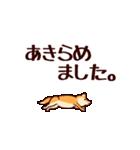 わんわん柴犬2(個別スタンプ:26)