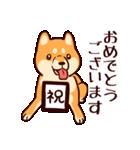 わんわん柴犬2(個別スタンプ:29)