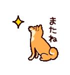 わんわん柴犬2(個別スタンプ:40)