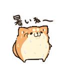ボンレス犬 in さま~(個別スタンプ:01)
