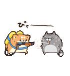 ボンレス犬 in さま~(個別スタンプ:06)