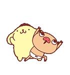 パンパカパンツ×ポムポムプリン アニメ♪(個別スタンプ:12)