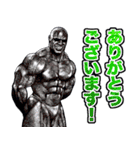 筋肉マッチョマッスルスタンプ 8(個別スタンプ:11)