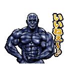 筋肉マッチョマッスルスタンプ 8(個別スタンプ:21)