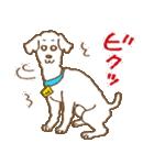 (犬)うるわしのプードル(個別スタンプ:18)