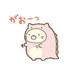 すみっコぐらし オノマトペ(個別スタンプ:13)