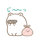 すみっコぐらし オノマトペ(個別スタンプ:14)