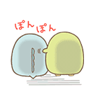 すみっコぐらし オノマトペ(個別スタンプ:23)