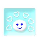太陽さん☆雲さん☆青空メッセージ(個別スタンプ:25)