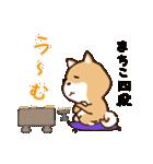 柴犬 まちこ(個別スタンプ:14)