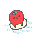 トマトちゃん 夏(個別スタンプ:03)