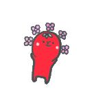 トマトちゃん 夏(個別スタンプ:05)