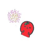 トマトちゃん 夏(個別スタンプ:06)