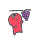 トマトちゃん 夏(個別スタンプ:09)