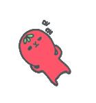 トマトちゃん 夏(個別スタンプ:12)