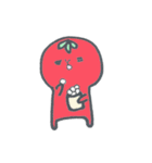 トマトちゃん 夏(個別スタンプ:19)