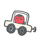 トマトちゃん 夏(個別スタンプ:20)