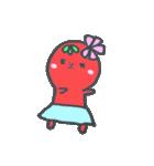 トマトちゃん 夏(個別スタンプ:21)