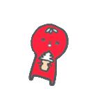 トマトちゃん 夏(個別スタンプ:22)