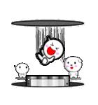 メッセージホール2(接続語)(個別スタンプ:01)