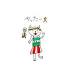 さおりネコ(個別スタンプ:08)