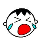 泣き虫な男の子(個別スタンプ:01)
