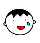 泣き虫な男の子(個別スタンプ:03)