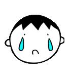 泣き虫な男の子(個別スタンプ:05)