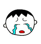 泣き虫な男の子(個別スタンプ:07)