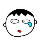 泣き虫な男の子(個別スタンプ:10)