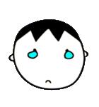 泣き虫な男の子(個別スタンプ:11)