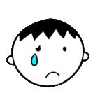泣き虫な男の子(個別スタンプ:12)