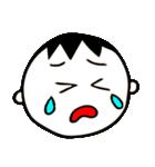 泣き虫な男の子(個別スタンプ:14)