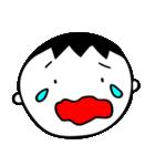 泣き虫な男の子(個別スタンプ:15)