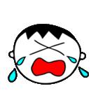 泣き虫な男の子(個別スタンプ:16)