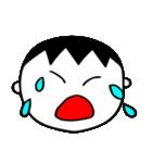 泣き虫な男の子(個別スタンプ:17)