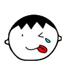 泣き虫な男の子(個別スタンプ:21)