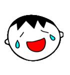 泣き虫な男の子(個別スタンプ:22)