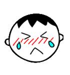 泣き虫な男の子(個別スタンプ:24)