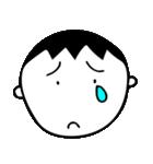 泣き虫な男の子(個別スタンプ:25)