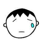 泣き虫な男の子(個別スタンプ:26)