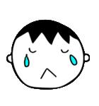 泣き虫な男の子(個別スタンプ:27)