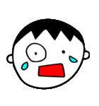 泣き虫な男の子(個別スタンプ:30)