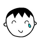 泣き虫な男の子(個別スタンプ:31)