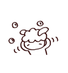 完全脱力うさちゃん(動)2(個別スタンプ:23)