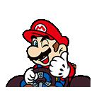 マリオカート GO!GO! スタンプ(個別スタンプ:01)