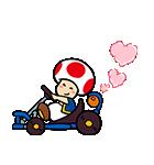 マリオカート GO!GO! スタンプ(個別スタンプ:02)