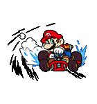 マリオカート GO!GO! スタンプ(個別スタンプ:05)
