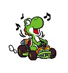 マリオカート GO!GO! スタンプ(個別スタンプ:09)